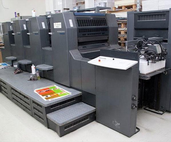 سالن چاپ چه نقشی در چاپخانه دارد؟