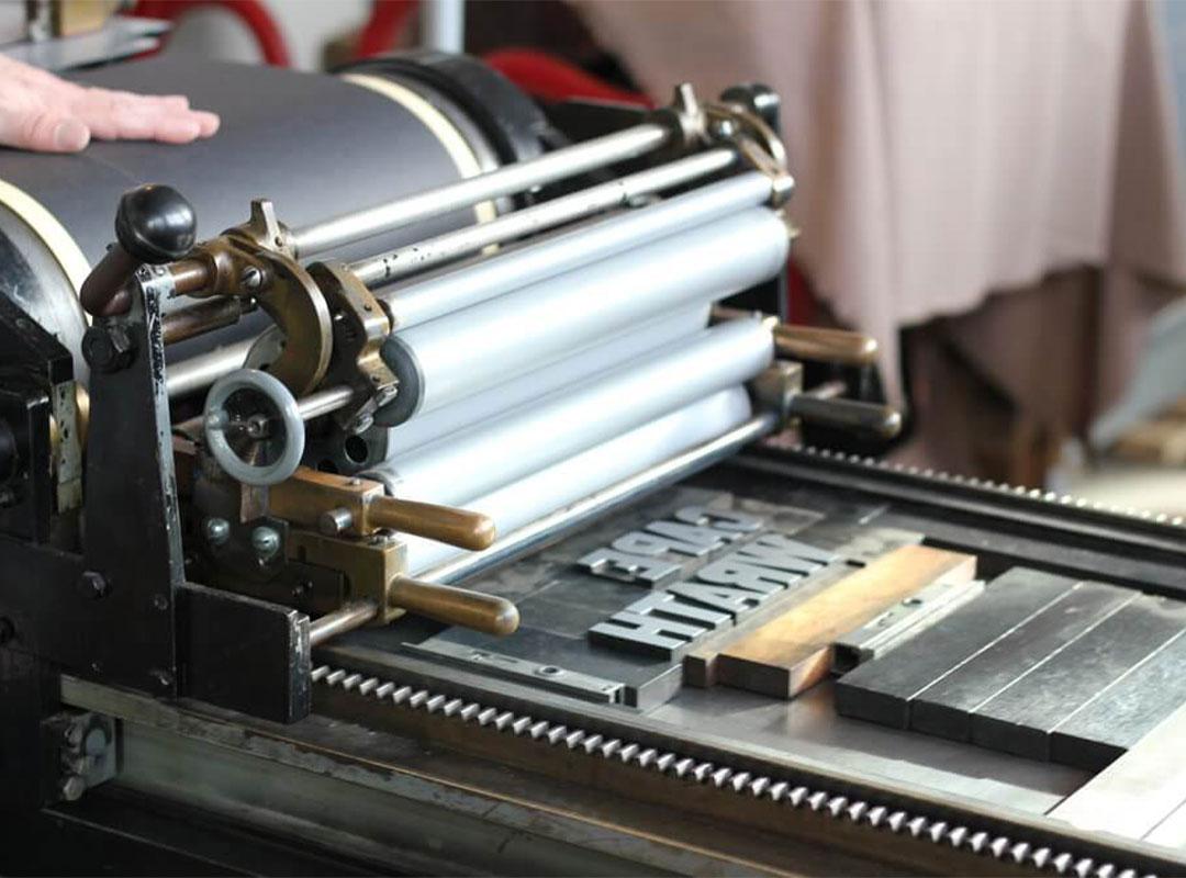 برترین چاپخانه های دنیا