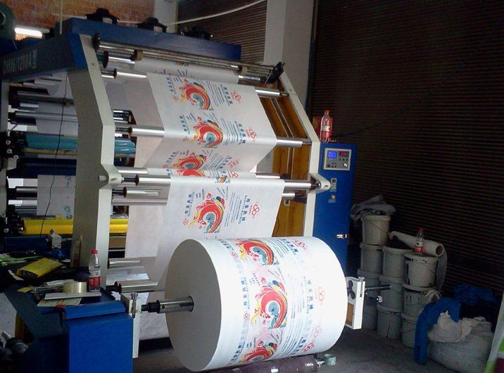 انواع ماشینهای چاپ فلکسو کدامند ؟