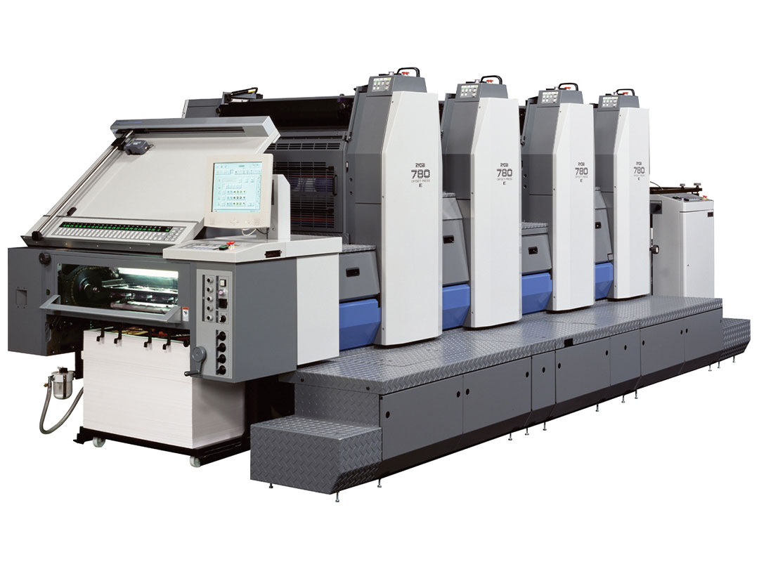 انواع چاپ افست کدامند؟