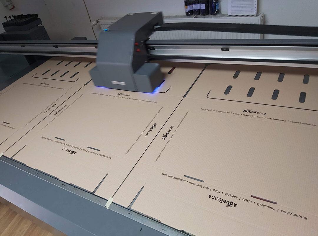 شیوه های چاپ جعبه و فرایند تکمیلی بخش سوم