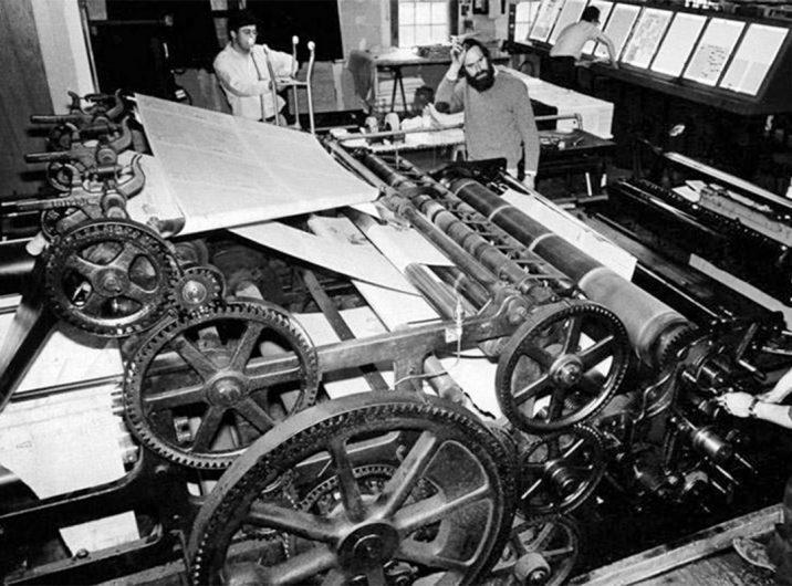 بازار چاپ افست و دیجیتال چگونه تغییر می کند؟